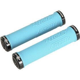 Ritchey WCS True Grip X Handvatten Lock-On, sky blue